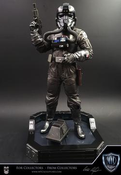 Tie_Pilot_MYC_Sculptures_Statue_21