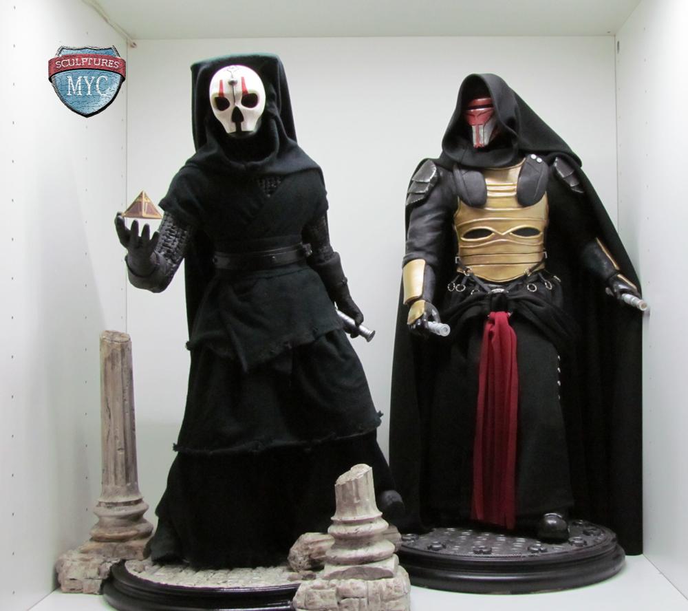 Darth Revan Premium Format Statue