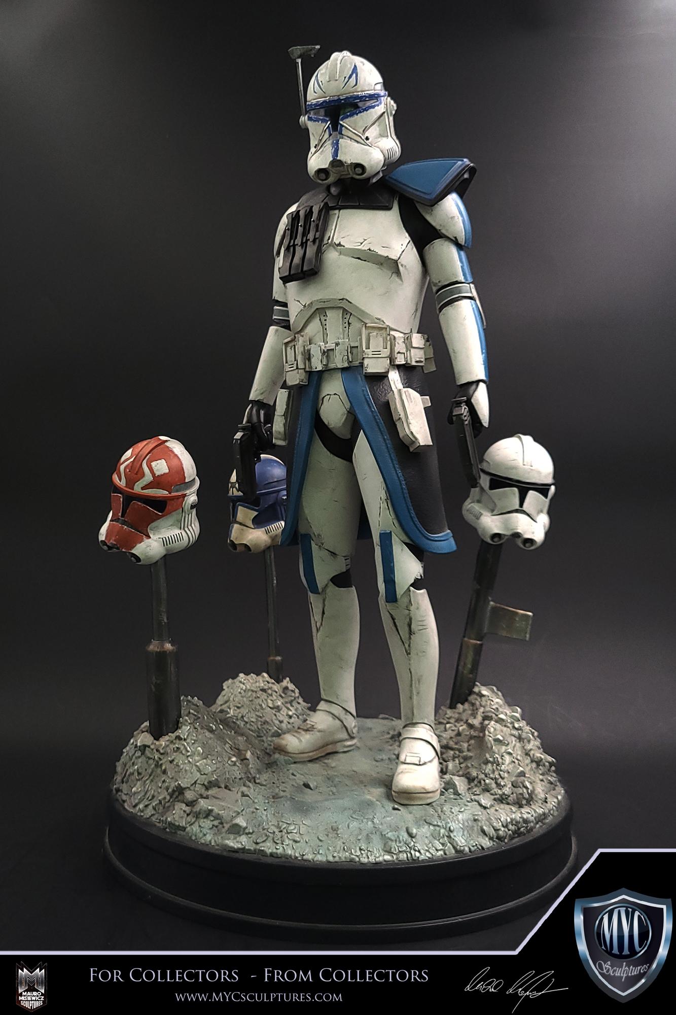 Captain_Rex_Statue_MYC_Sculptures_24