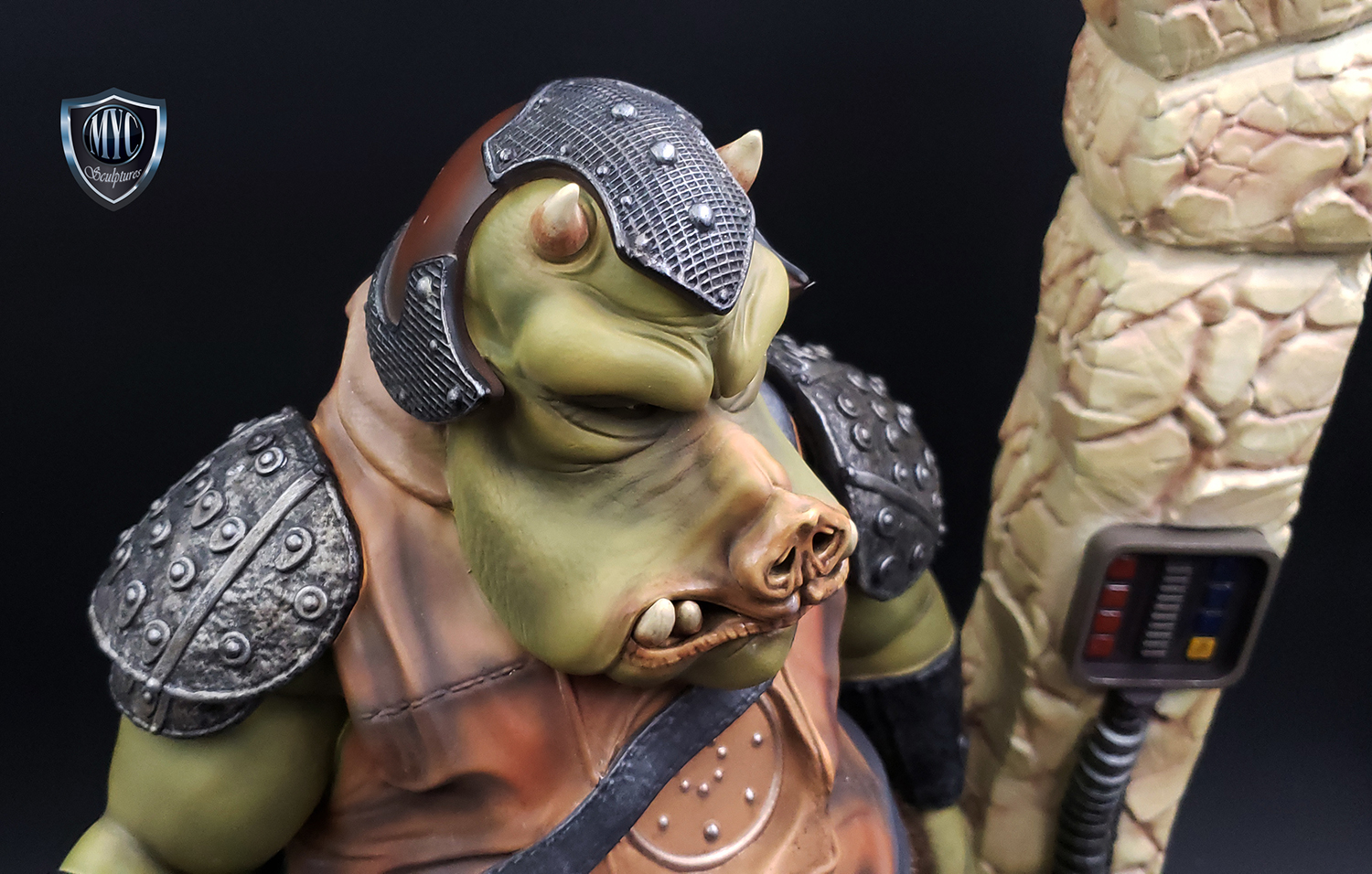 Gamorrean_Guard_MYC_Custom_Statue_07