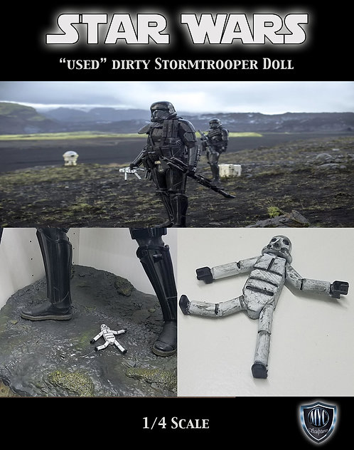 Rouge One Stormtrooper Doll