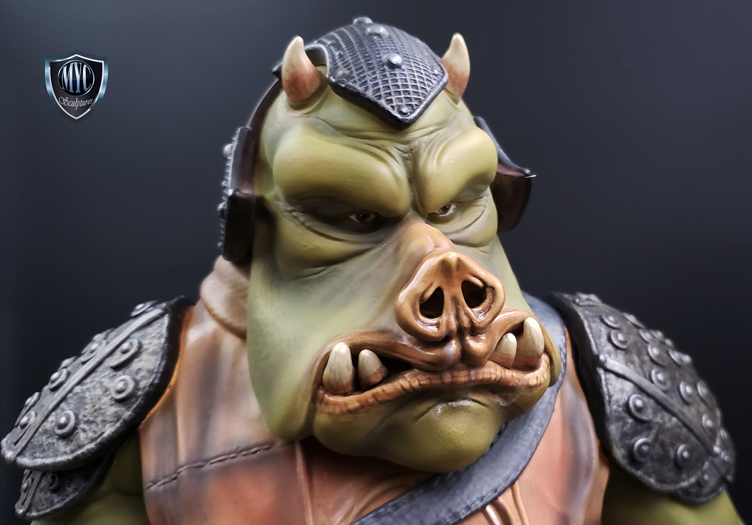 Gamorrean_Guard_MYC_Custom_Statue_27