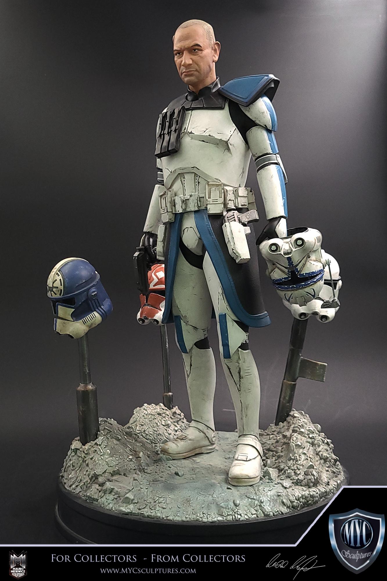 Captain_Rex_Statue_MYC_Sculptures_18