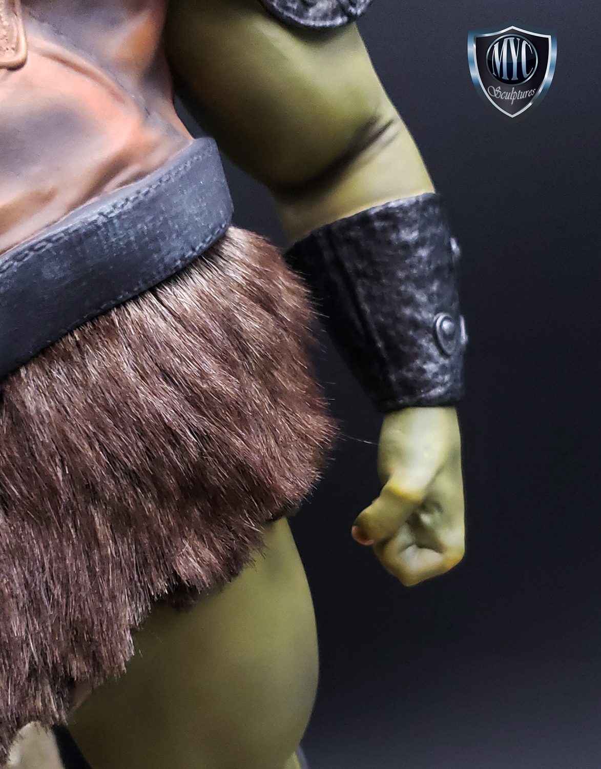 Gamorrean_Guard_MYC_Custom_Statue_15