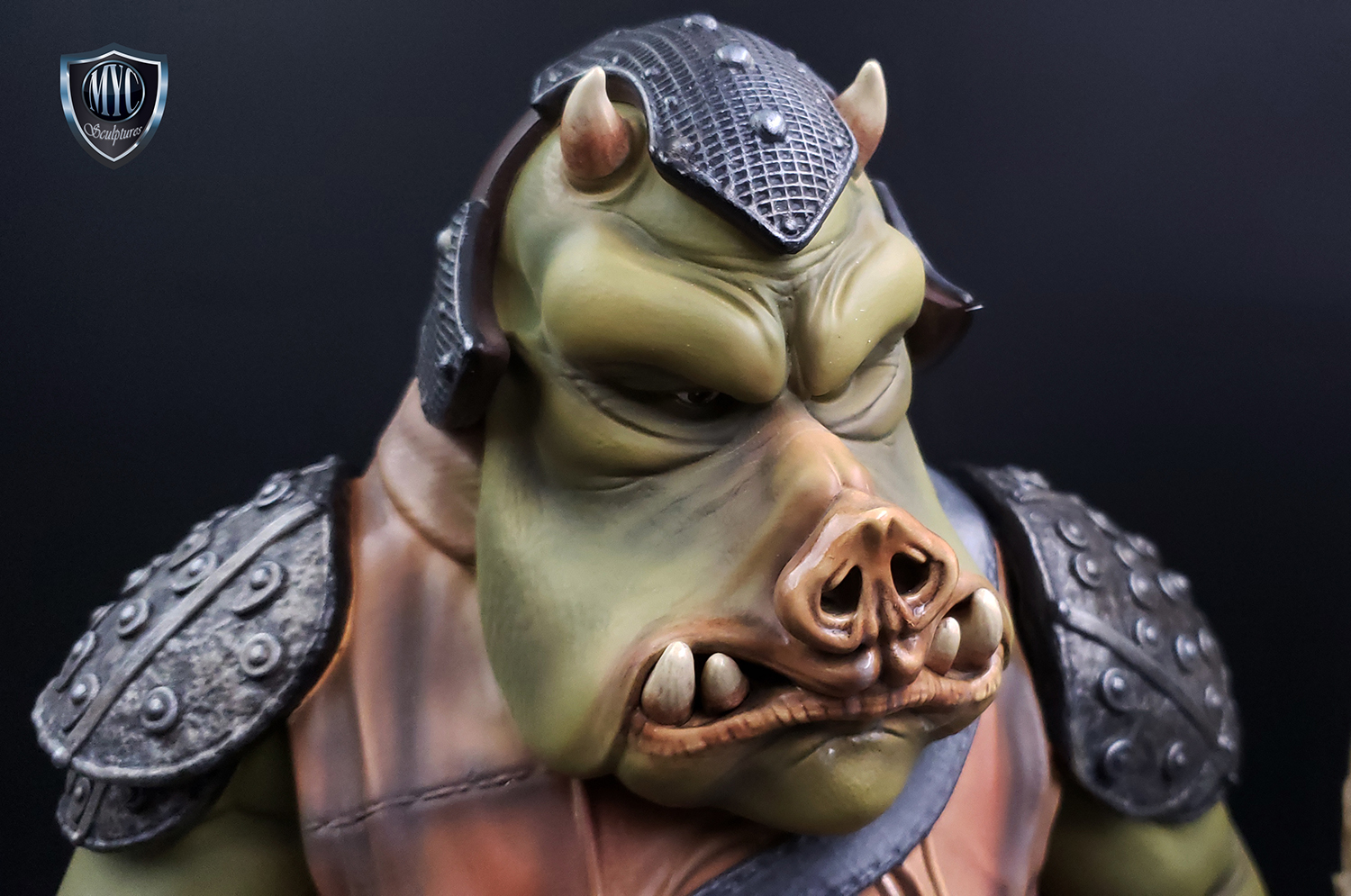 Gamorrean_Guard_MYC_Custom_Statue_26