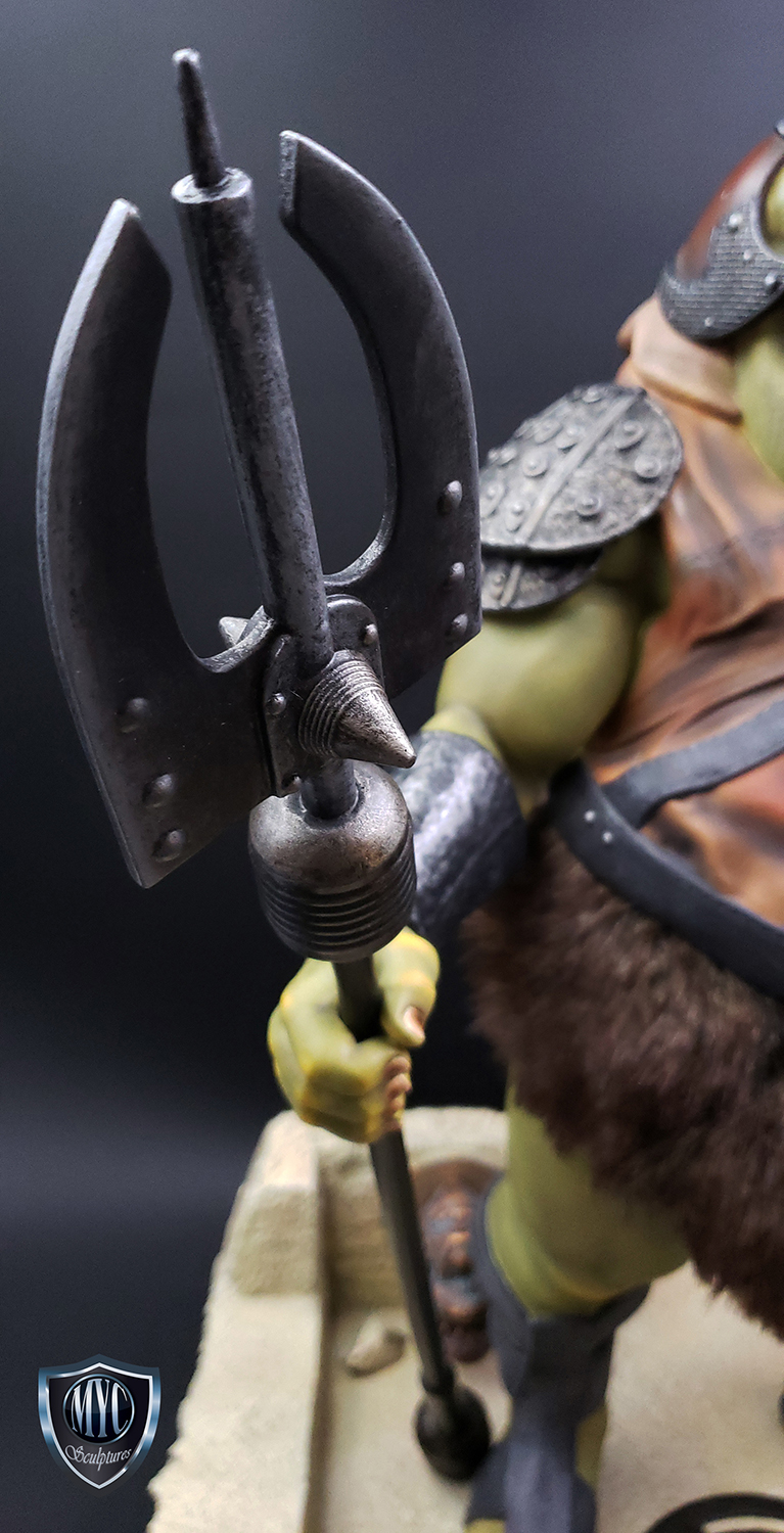 Gamorrean_Guard_MYC_Custom_Statue_11