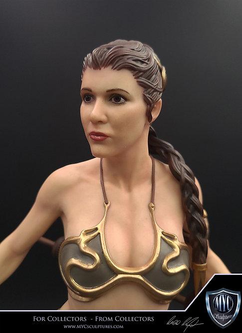 WAITLIST Slave Leia WAITLIST Customer Project 1/4
