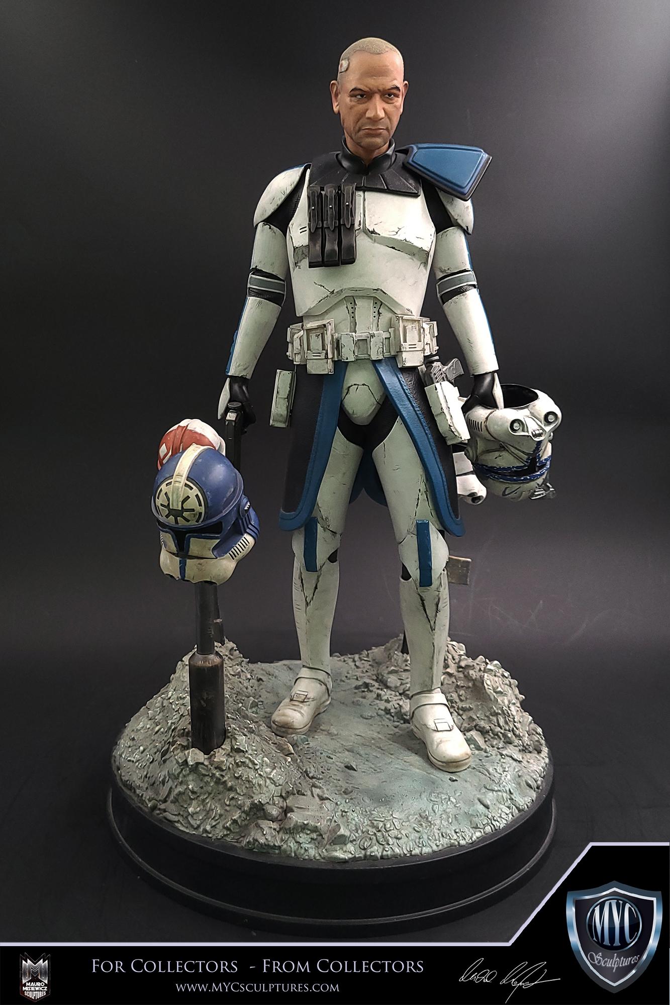 Captain_Rex_Statue_MYC_Sculptures_08