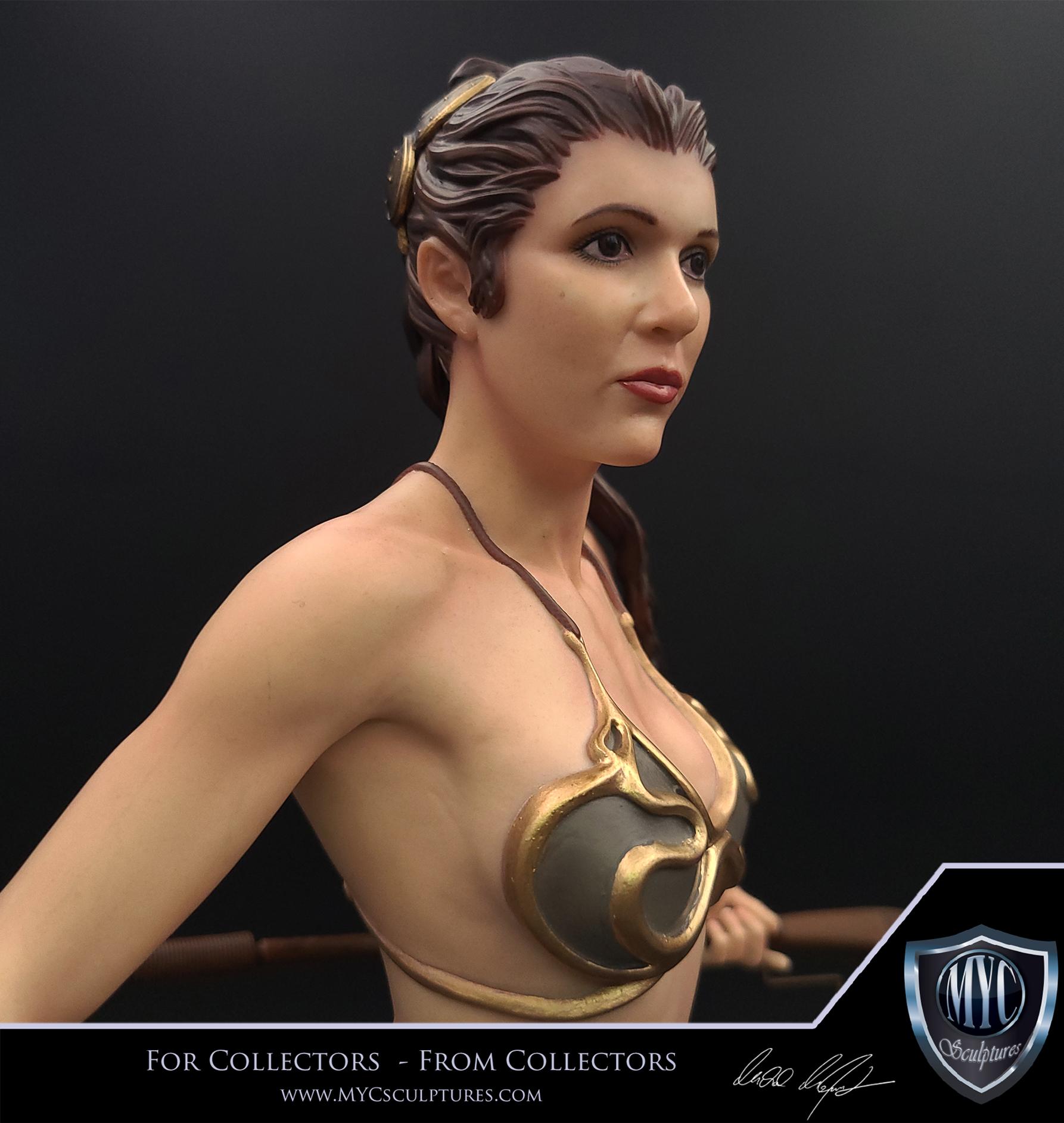 Leia_Slave_MYC_sculptures_Statue_11