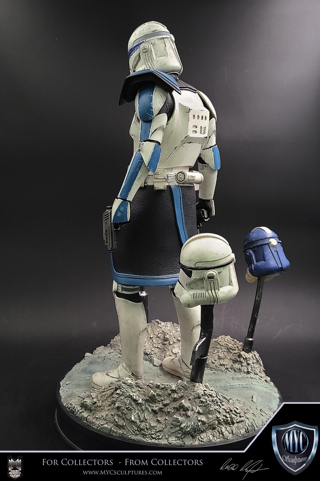 Captain_Rex_Statue_MYC_Sculptures_17