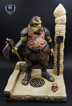 Gamorrean_Guard_MYC_Custom_Statue_20
