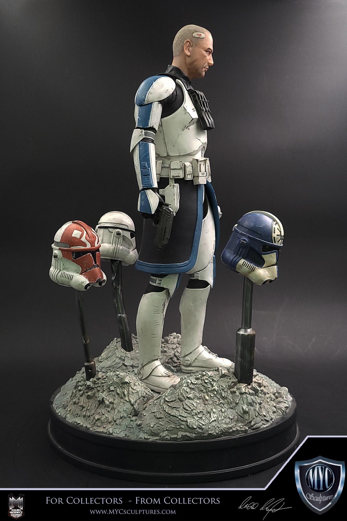 Captain_Rex_Statue_MYC_Sculptures_14