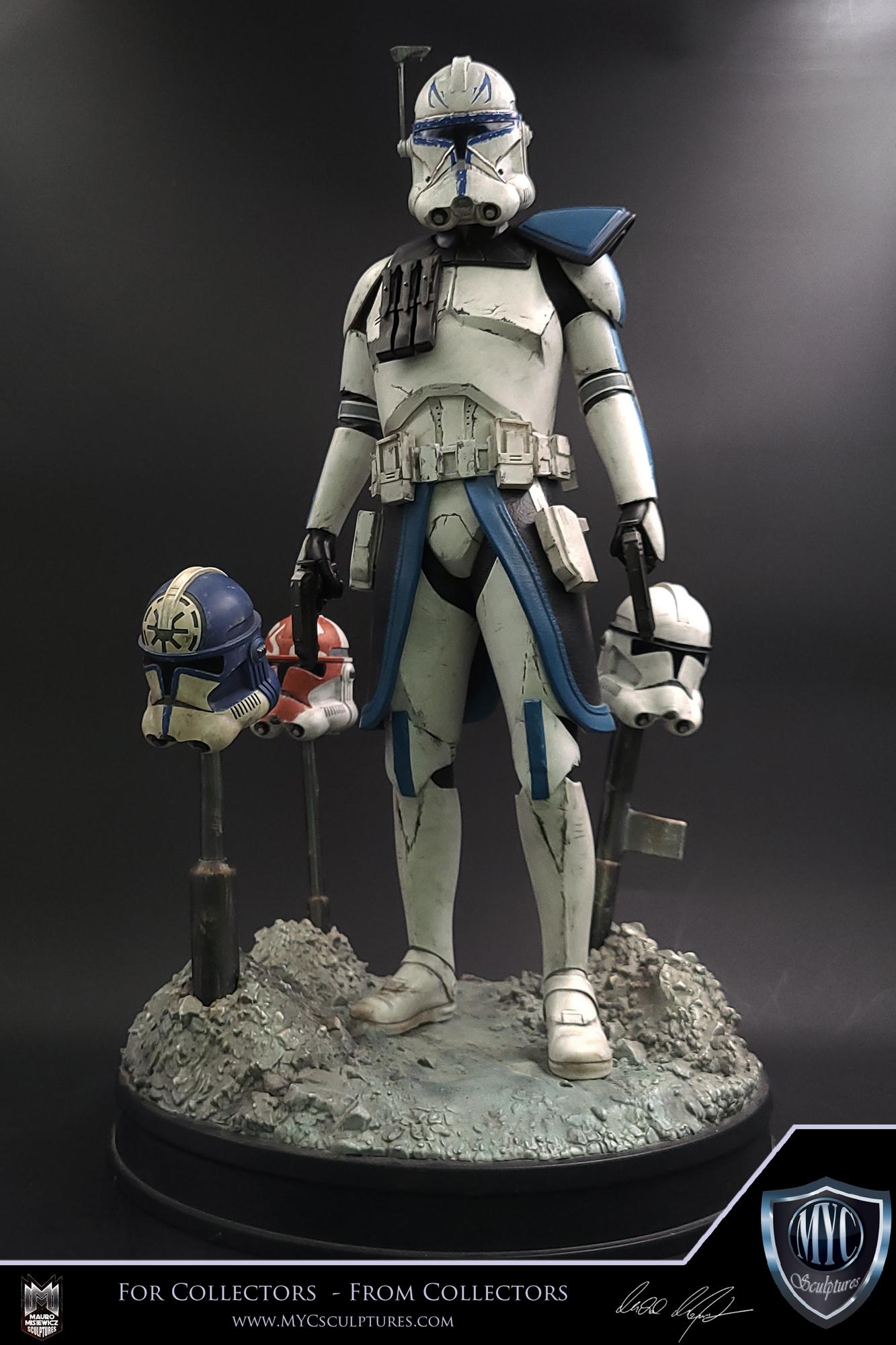 Captain_Rex_Statue_MYC_Sculptures_02