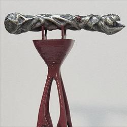 Custom Darth Talon Lightsaber with Stand 1:4 Scale