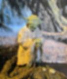 Star Wars Yoda Premium Format Statue MYC Sculptures