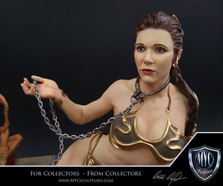 WAITLIST Slave Leia V2 WAITLIST Customer Project 1/4