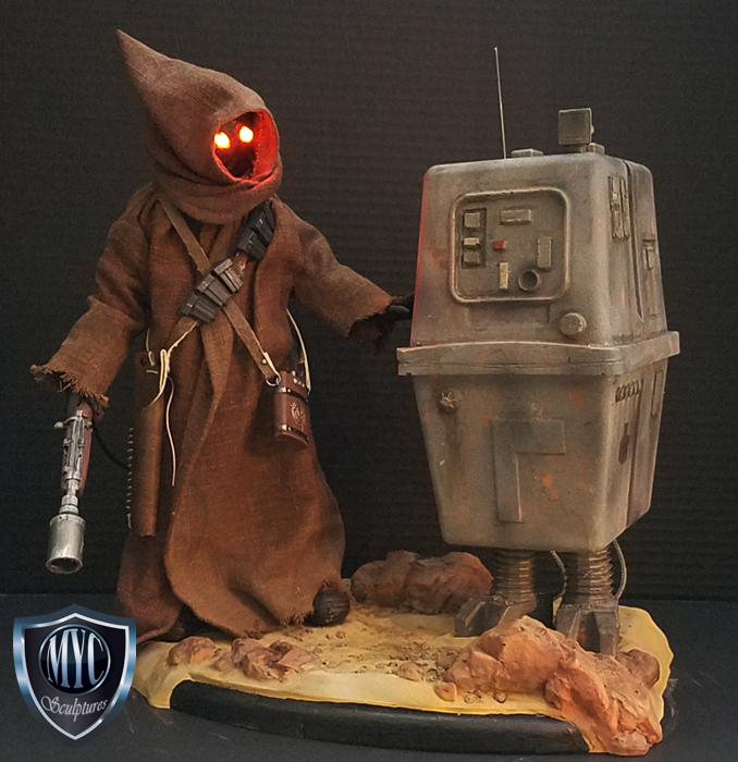 Jawa_and_Gonk_Droid_Statue_09