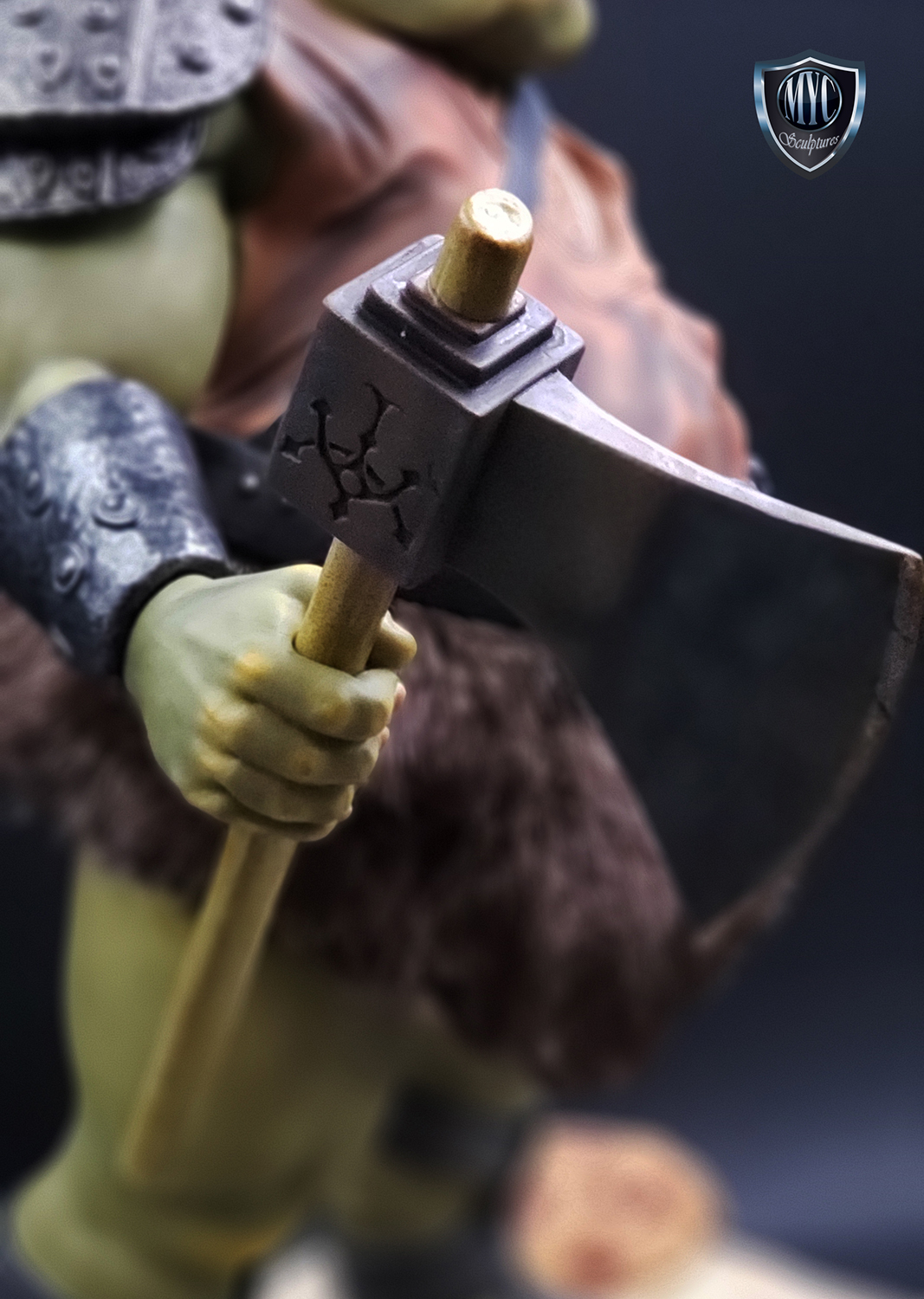 Gamorrean_Guard_MYC_Custom_Statue_12