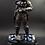 Thumbnail: WAITLIST Conversation TIE Pilot 1/4 Statue Down Payment
