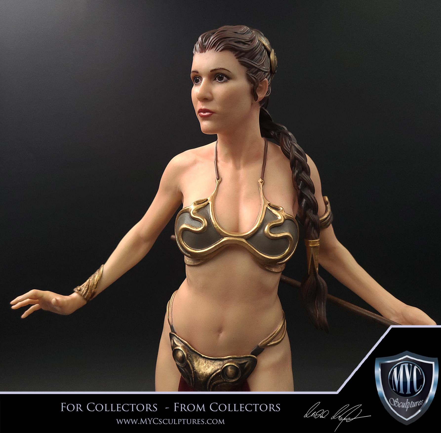 Leia_Slave_MYC_sculptures_Statue_13