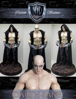 Darth_Bane_Custom_Statue_compilation