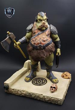 Gamorrean_Guard_MYC_Custom_Statue_22