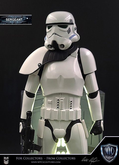 SERGEANT Stormtrooper  1/4 Statue Down Payment