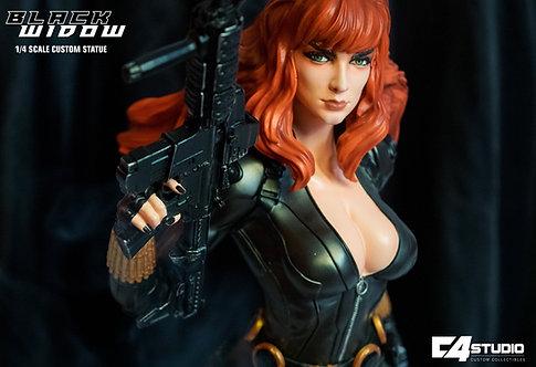 Black Widow 1/4 scale Statue