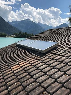 Solarluftkolektor 2