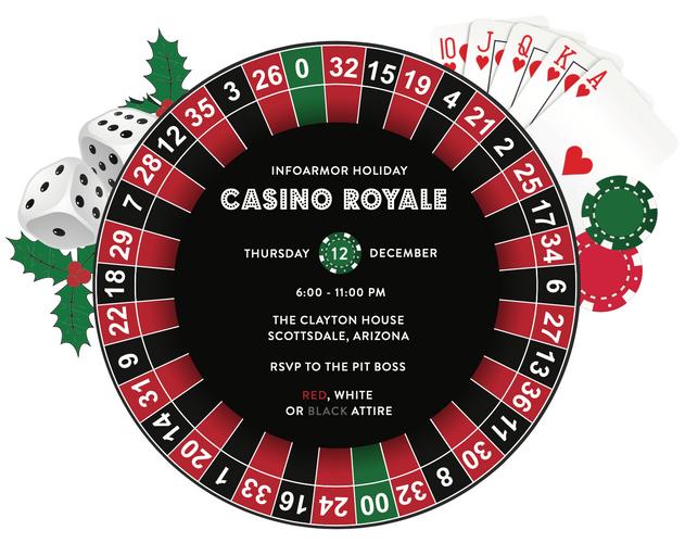 Casino eInvite