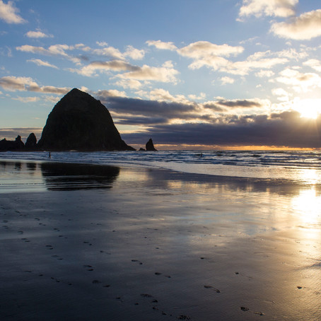 Travel Journal: Cannon Beach, OR