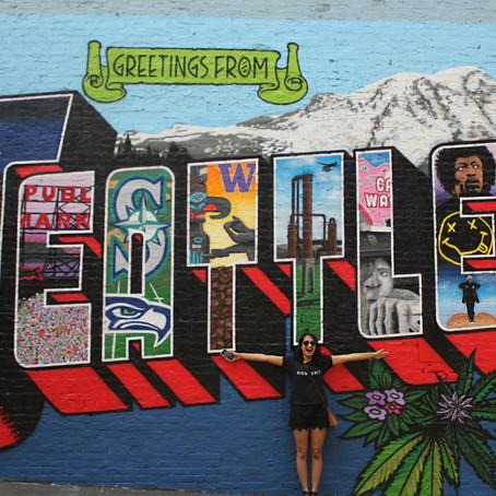 Travel Journal: Seattle, Wash.