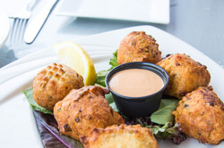 Seafood Fritters