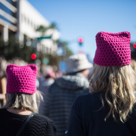 Women's March to the Polls, 01.21.2018