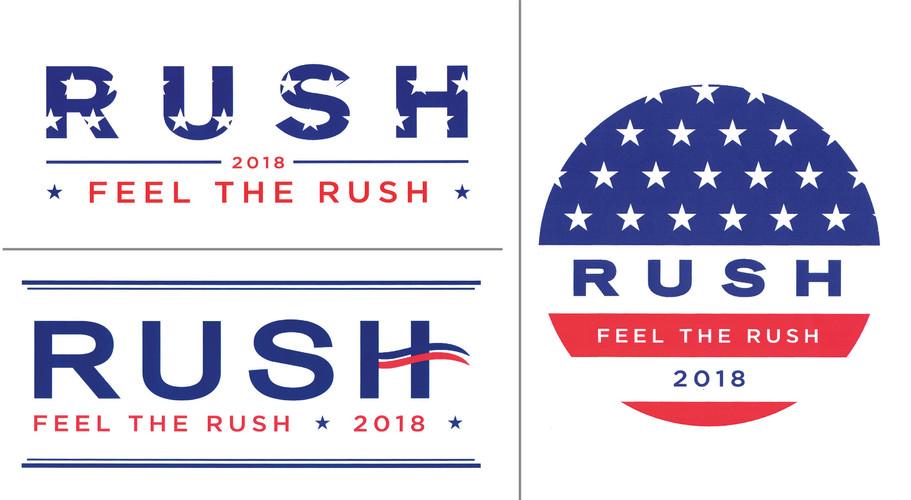 """Bar Mitzvah """"Presidential"""" Logos"""