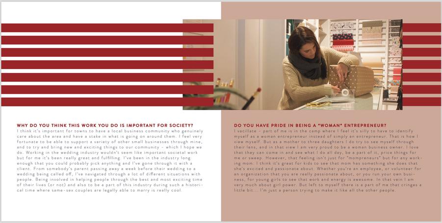 """""""Women"""" Entrepreneurs Mag - Winter '19"""