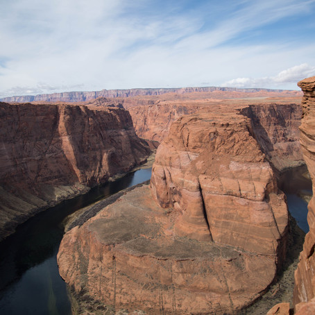 Travel Journal: Sedona, Antelope Canyon, and Horseshoe Bend