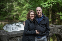 Suzanne and Daniel Finn