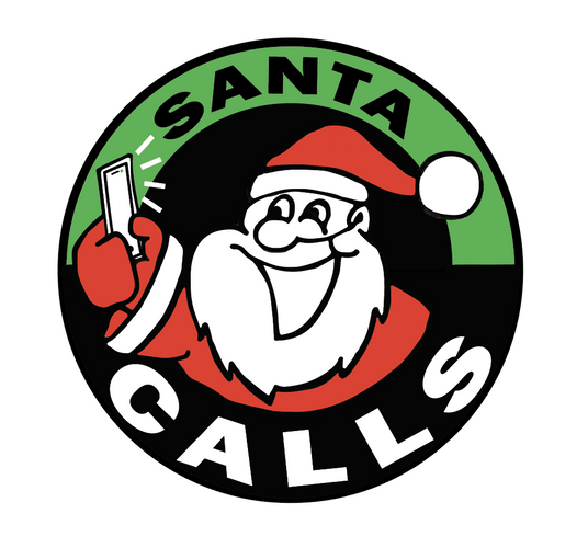 Santa Calls App Logo