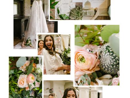 The Wedding of Hanna + Landry
