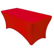 Stretch spandex table cloth for wedding,
