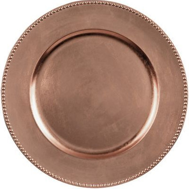 Rose Gold Plastic Charger.jpg