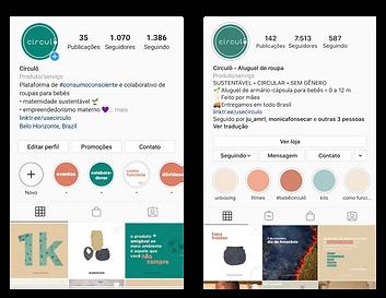 instagram use circulô engajamento