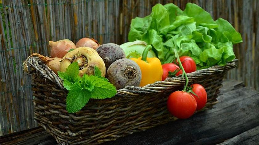 Grönsaker och rotfrukter