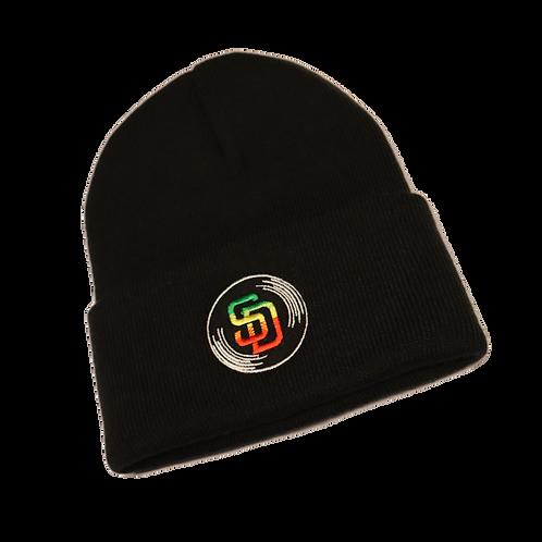 Reggae SD Beanie (black)