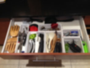 Voilà! Organizing Services Penticton - AFTER PHOTO - A Functional Reorganized Kitchen - Professional Organizer