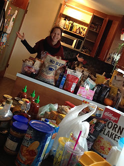 Voilà! About Maria Gagnon - Professional Organizer Penticton - Organizing Services - Kitchen Organization