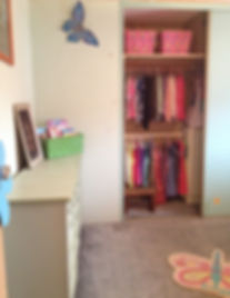 Voilà! Organizing Services Penticton - AFTER PHOTO - A Great Coset Cleanup - Professional Organizer