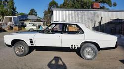 1976-Holden-HX-Monaro-GTS-Sedan-White-Cotillion  (164)