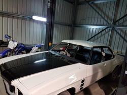 1976-Holden-HX-Monaro-GTS-Sedan-White-Cotillion  (19)